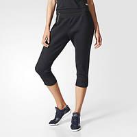 Трикотажные бриджи adidas by Stella Mccartney ESS 3/4 SWEATPA S96474