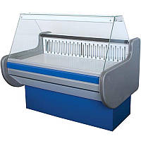 Холодильная витрина Айстермо ВХСКУ ЛИРА 1.5 (-4...+5°С, 1500х830х1100 мм, прямое стекло)