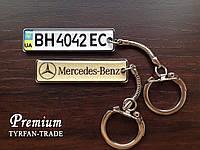 """Брелок для автомобильных ключей """"Premium Class"""""""