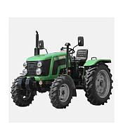 Трактор DW404X (4 цил, 4 гидровыхода, компрессор, сиденье на пружине, доп. грузы, 7,50-16/11,2-28)