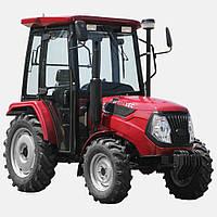 Трактор DW404XEС(4 цил, 4 гидровыхода, компрессор, сиденье на пружине, доп. грузы, 7,50-16/11,2-24)