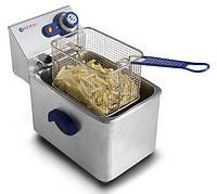 Электрическая настольная фритюрница Hendi BlueLine 205808 на 4 л (одна ванна)
