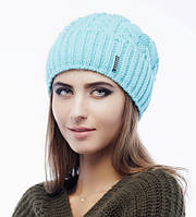 Женская вязаная шапка «М1К»