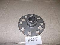 Фланец коленвала ЯМЗ-236 (установленный на Т-150), 236Д-1005121-С (6/140 К)   трактора, грузовой машины, автобуса, тягача, спецтехники, комбайна,