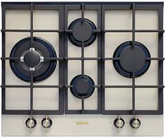 VENTOlux Варочная панель газовая VENTOLUX HG640-R2G CEST (IVORY OB)
