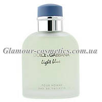 Тестер Dolce and Gabbana Light Blue pour homme 125 ml