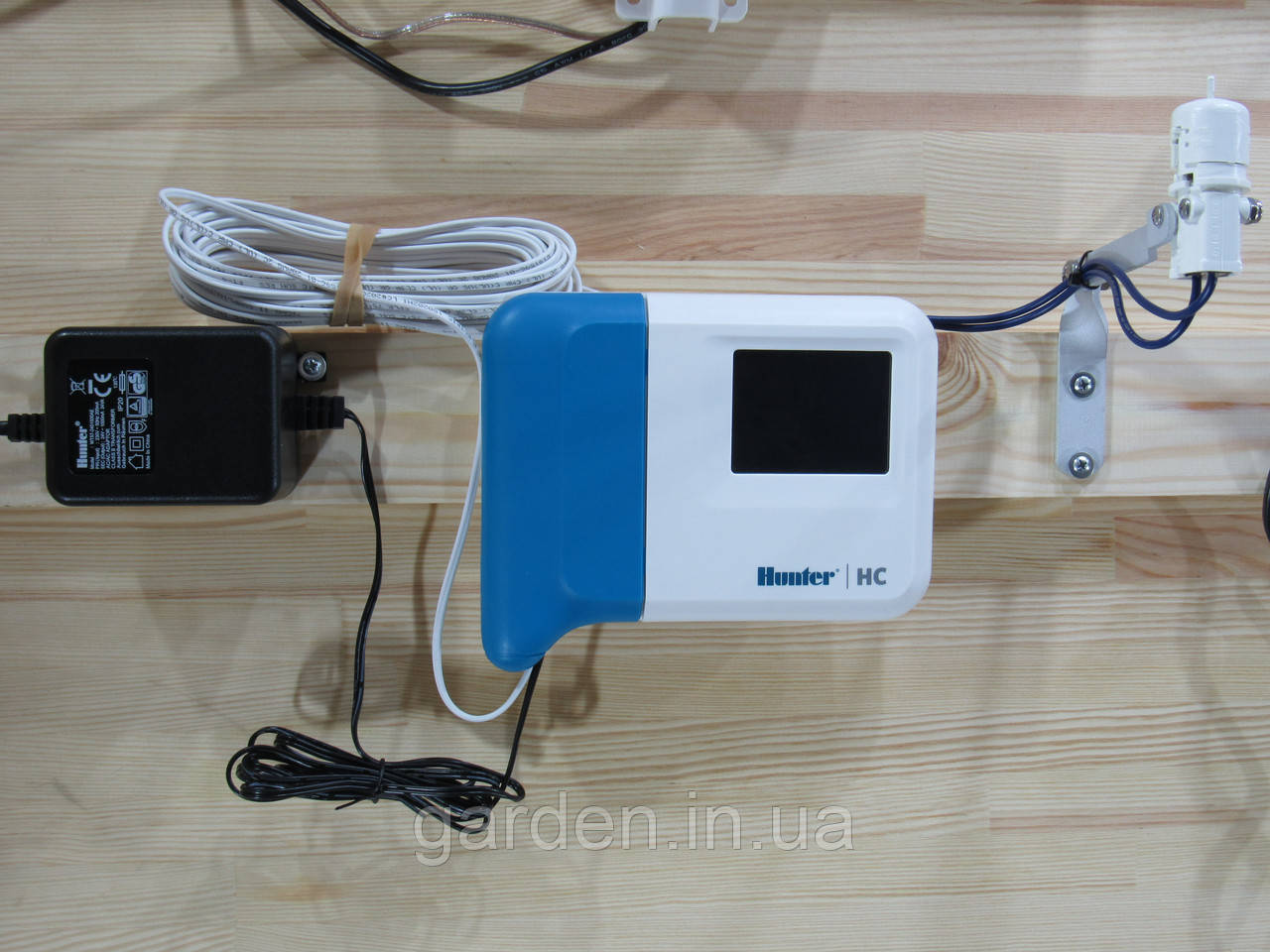 WI-FI контроллер HC-600iE  для управлением системой полива через интернет  - «ГАРДЕН ГРУП», ЧП в Киеве