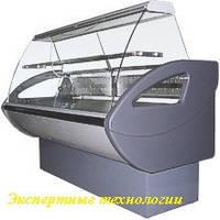 """Холодильная витрина РОСС """"Rimini""""1,0 H, длина 1м, с пультом"""