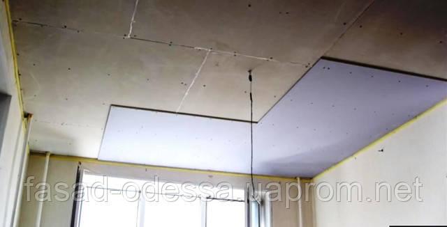 Звукоизоляция потолка квартиры