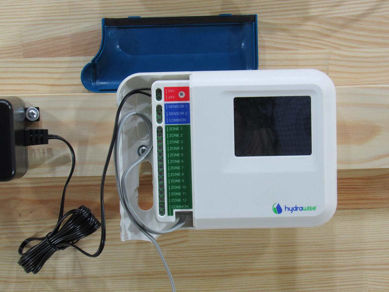Контроллер HC-1201i для управления системой полива через интернет на 12 зон с возможностью расширения