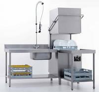 Посудомоечная машина Apach AС 800 DD (706х800х1470 мм, 40/30 кас/ч)