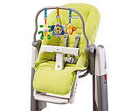 Набор аксессуаров для стульчика «Peg-Perego» Tatamia цвет: зеленый (IKAC0009--IN34)