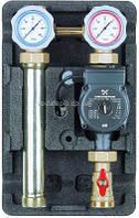 """Насосная группа Meibes D-UK 1 1/4"""" с насосом Grundfos Alfa 2L 32-60 (Huch EnTEC)"""
