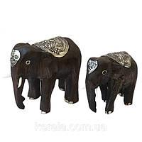 Деревянная статуэтка слона