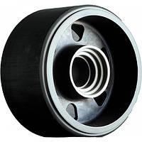 Колесо металлическое (каток опорный гусеницы) (RE155135/RE167164), JD9300T/9400T