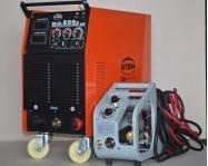 Сварочный промышленный инверторный полуавтомат SHYUAN MIG-500 F