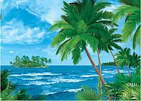 "Фотообои ""Багамские острова 140х196""                                                                Artdecor"