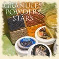 Натуральные цветные гранулы для добавления в декоративные штукатурки.Granules ТМ Эльф Декор 100 грамм