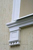 Консоль на фасад из пенополистирола с армирующим покрытием
