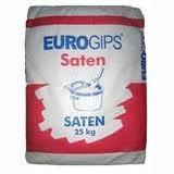 Шпаклевка SatenGips(Сатенгипс), ЕВРОгипс, Турция мешок 25 кг