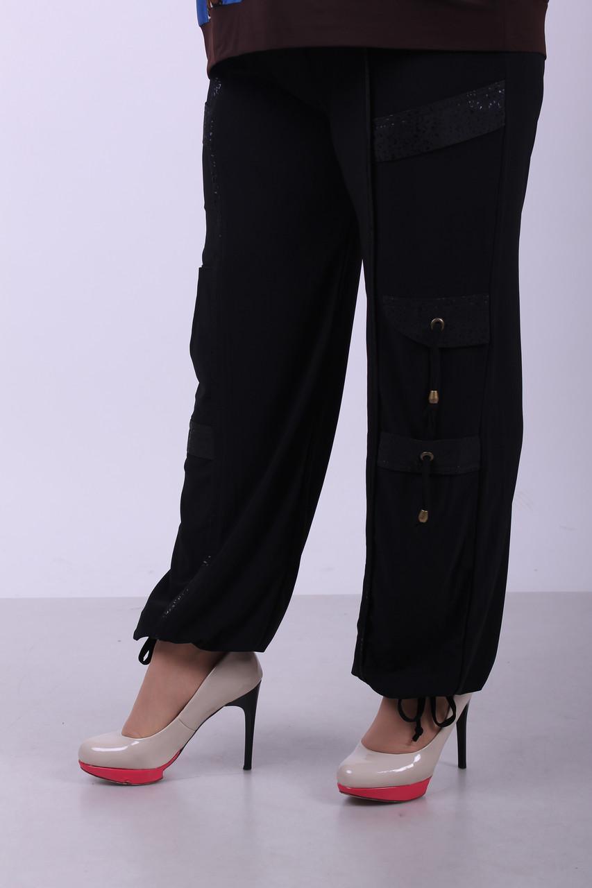 cf38e29182c Стильные женские брюки больших размеров