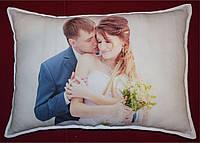 Подушка с фото  печать фото  с одной стороны