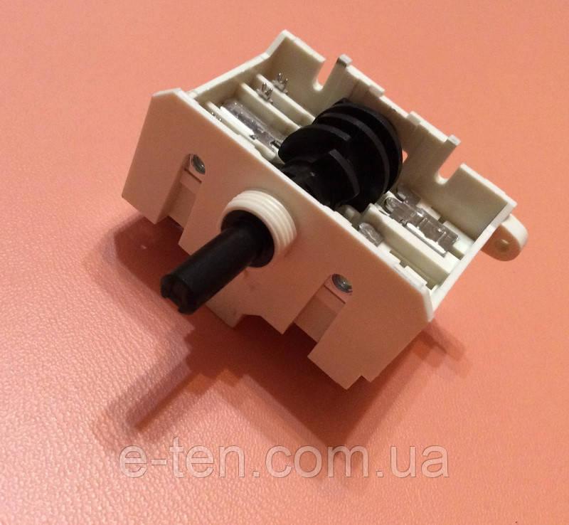 Переключатель семипозиционный 41.41723.034 для электроплит, электродуховок      EGO, Германия
