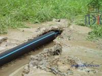 Труба водопроводная полиэтиленовая 32 мм