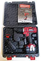Шуруповерт аккумуляторный SMART 18 В