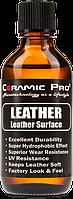 Ceramic Pro Leather - выдерживает механический износ на срок до года