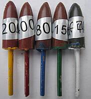 Набор полировальных фрез для полировки камня,  в труднодоступных местах 60/30x10/4x3/30 № 200,400,800,1500,Buf