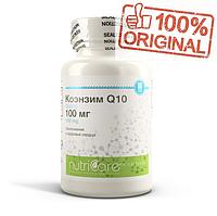Коэнзим Q10 100 мг  (CoQ10 100 mg) - при ишемии, сердечной недостаточности, инфаркте миокарда, пороке сердца