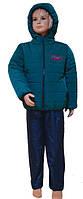 Костюм куртка и штаны для малыша