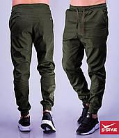 Модные мужские штаны джоггеры