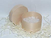 Морская соль с маслом грейпфрута в натуральной упаковке