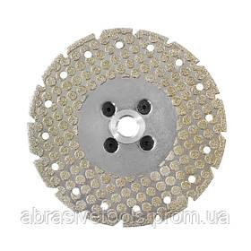 Экслюзивный алмазный диск для резки и шлифовки мрамора.