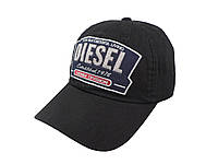 Черная бейсболка Diesel