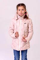 Детская Куртка- жилетка на девочку весна-осень (трансформер)  4 цвета - 6,7,8,9,10 лет