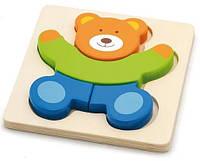 """Пазл деревянный Viga Toys """"Медведь"""" (50169)"""