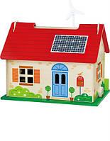 Кукольный домик деревянный (50349)