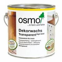 Dekorwachs Transparent 3143 Коньяк 0.75л (Osmo, Германия)