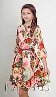 Стильное платье для девочек от 146 до 164 рост