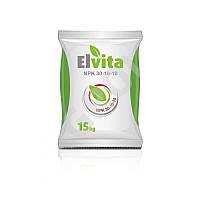 NPK 30-10-10 Elvita (мешок 15 кг)