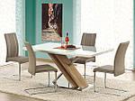 5 способов обеденная зона со столом на глянцевой meblobranie