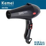 Фен для волос с насадками Kemei KM 8906, фен для сушки волос