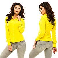 Жіноча блуза на гудзики, фото 1