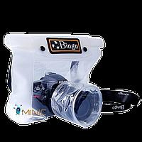 Водонепроницаемый аквабокс для зеркальных фотоаппаратов Bingo WP041 10CM Lens