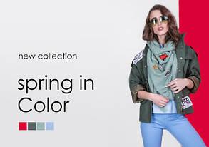 Spring in color