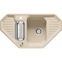 Кухонная мойка Franke Euroform EFG 682-Е (114.0355.447) бежевый 90,5х50,5х15
