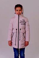 """Куртка - жилетка  на девочку """"трансформер"""" демисезонная 36,36,40,42,44 размер"""